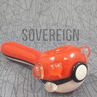 Pokeball Spoon Pipe