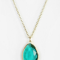 Urban Outfitters - Sea Stone Necklace