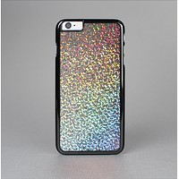 The Colorful Confetti Glitter Sparkle Skin-Sert Case for the Apple iPhone 6 Plus