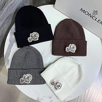 Moncler Warm Knit wool hat