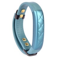 UP3 by Jawbone Wireless Heart Rate Activity + Sleep Tracker Wristband (Teal)