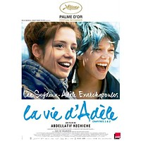 Blue is the Warmest Color (French) 27x40 Movie Poster (2013)