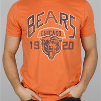 NFL Chicago Bears Kick Off Tee T-Shirt by Junk Food