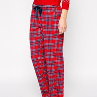Abercrombie & Fitch | Abercrombie & Fitch Checked PJ Bottoms at ASOS