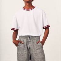 PacSun Ortley Oversized T-Shirt - white | PacSun