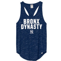 New York Yankees Racerback Tank - PINK - Victoria's Secret