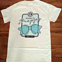 SOUTHERN DARLIN' COLLECTION: Always Be Preppy Tee