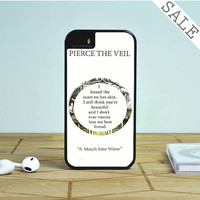 Pierce The Veil Song Lyrics iPhone 5S Case