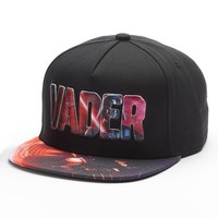 Star Wars Darth Vader Snapback Hat - Boys 8-20, Size: One Size (Black)