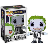 Beetlejuice Movie Pop! Vinyl Figure : Forbidden Planet