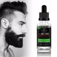 Professional Men's Beard Growth Enhancer Facial Nutrition Shaping Tool