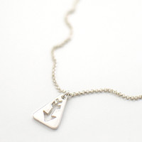 Talisman Necklace - Arrow