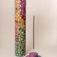 Holi Stone Incense Holder
