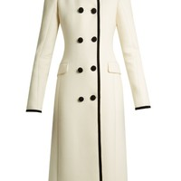 Bellasio collarless double-breasted wool coat | Altuzarra | MATCHESFASHION.COM UK