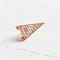 Tuesday Bassen Girls Pin
