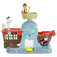 Disney Jake and the Never Land Pirates Jake's Battle at Shipwreck Falls by Fisher-Price