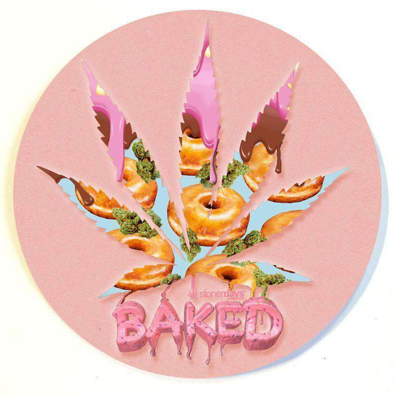 Image of BAKED DAB MAT
