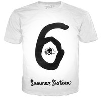 Drake Summer Sixteen Tee Shirt