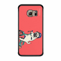 pug hater case for samsung galaxy s6 s6 edge