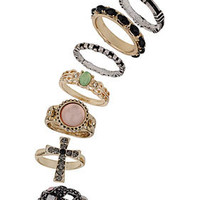 Martini Ring Pack - Jewelry  - Accessories