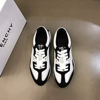 Givenchy 2021 Men Fashion Boots fashionable Casual leather Breathable Sneakers Running Shoes09020qh