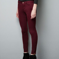 TROUSERS WITH ZIPS - Trousers - Woman - ZARA United States
