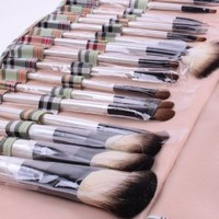 NEEWER® 20 Pcs Goat Hair Makeup Brushes Set Kit w/ Handy Soft Case Cosmetic