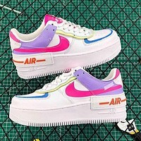 Nike Air Force 1 AF1 New Fashion Women Leisure Running Sport Shoes Sneakers