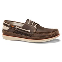 Dockers Yost Men's Boat Shoes (Brown)