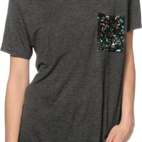 Empyre Kessler Geo Tribal Pocket T-Shirt