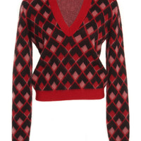 Printed Sweater | Moda Operandi