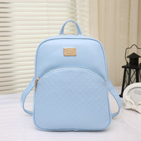 stacy bag hot sale new arrivals student school bag lady casual travel backpack girl small candy color leisure bags