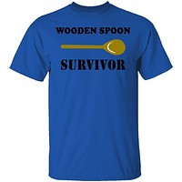 Wooden Spoon Survivor T-Shirt