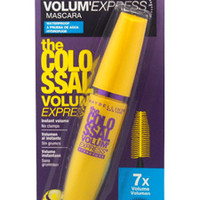 the colossal volum express waterproof mascara - # 241 classic black by maybelline 0.27 oz