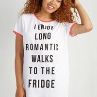 Sayings Short Sleeves Love At First Bite Nightgown