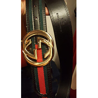 Gucci belts luxury made in italy.....Cinto gucci....echo en italy