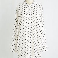 Long Long Sleeve From Gallery to Gallery Tunic