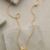 Animaux Necklace by Les Nereides Gold One Size Necklaces