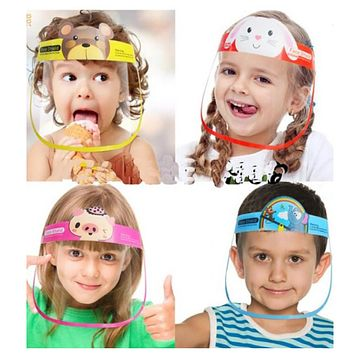 Stay Protected! Youth Clear Face Shields