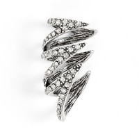 Women's House of Harlow 1960 'Equator' Pave Ear Cuff