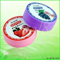 Fruit Aroma Flavor Nail Care Polish Remover Tissue Wet Wipes Pads