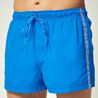 Chandler Tartan Lounge Short in Navy and Green by Southern Marsh Day-First™