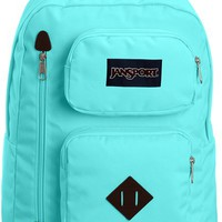 JanSport Backpack Austin Aqua Dash