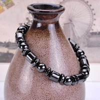 Hematite Magnetic Therapy Weight Loss Bracelet