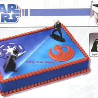 Star Wars Cake Topper Party Accessory