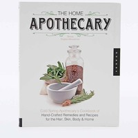 The Home Apothecary Book - Urban Outfitters