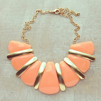 PEACHES & ICE CREAM NECKLACE