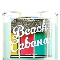 14.5 oz. 3-Wick Candle Beach Cabana