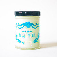 Cottage Garden Candle Forget Me Not