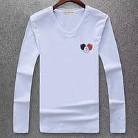 Boys & Men Moncler Fashion Casual Top Sweater Pullover